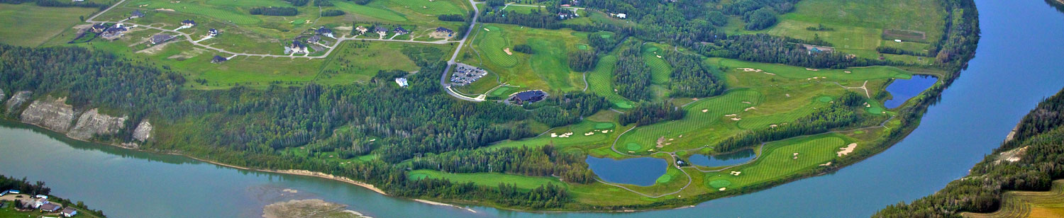 Blackhawk Golf Club ariel view